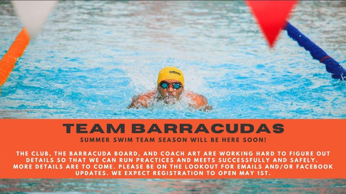 2021 Team Barracudas