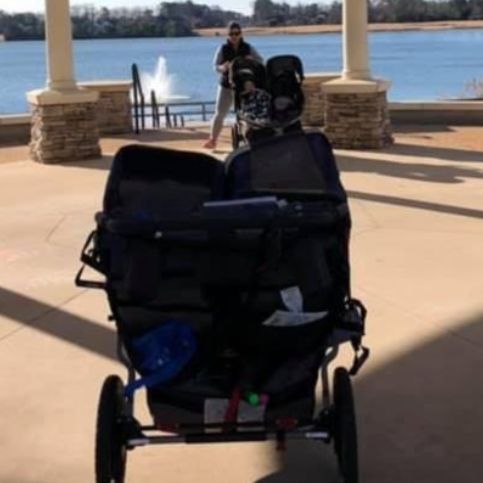 Mama's & Strollers Workout & Play Time