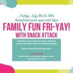 Family Fun Fri-Yay! July 2021
