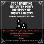 Haunting Halloween Party 2021