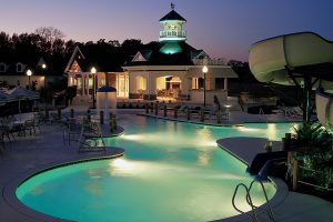 RF Pool Night